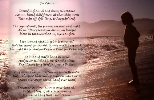 Poem For Carrie