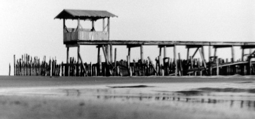 Mobile Bay Front ca. 1954    photo credit: Sammy Matteson