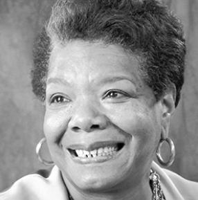 Maya Angelou (1928-2014)  Photo credit: www.poets.org/poetsorg/poet/maya-angelou
