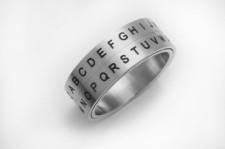 Caesar Cipher decoder ring. Photo credit: ecx.images-amazon.com/images/I/310W9ajtasL.jpg
