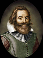 John Smyth, ca. 1608 Puritan Separatist and founder Baptist Church Amsterdam Photo credit: Wikipedia