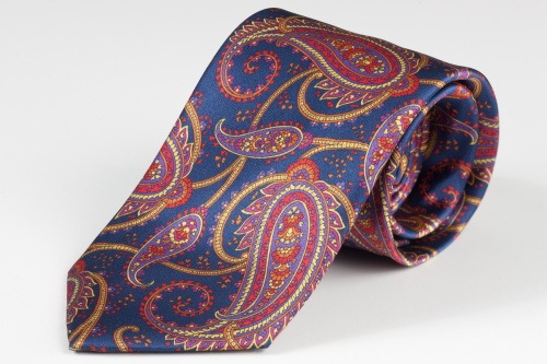 A Paisley Tie, photo credit: www.bows-n-ties.com