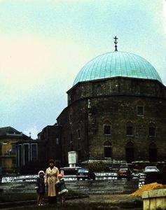 Church Mosque Pecs